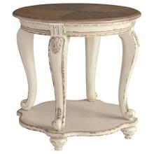 T743-6  Realyn End Table