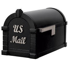 Signature KS-25S Keystone Series Mailbox