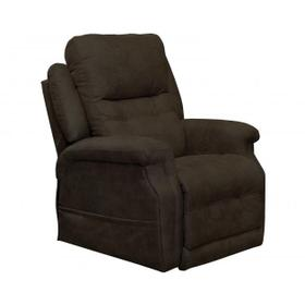 Power Headrest Power Lift Lay Flat Recliner w/Heat & Msg