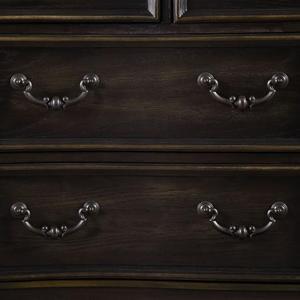 Rhapsody 4-Piece Queen Set-(Q Bed/NS/Dresser/Mir)