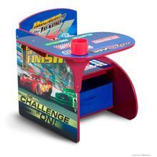 Cars Chair Desk with Storage Bin
