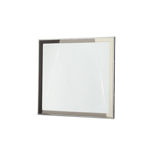 Upholstered Dresser Mirror