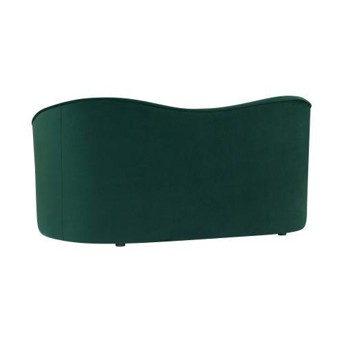 Tov Furniture - Poodle Forest Green Pet Bed