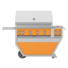 "42"" Hestan Outdoor Deluxe Grill with Double Side Burner - G_BR__CX_ Series - Citra"
