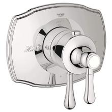 Grohflex Authentic Single Function Thermostatic Valve Trim