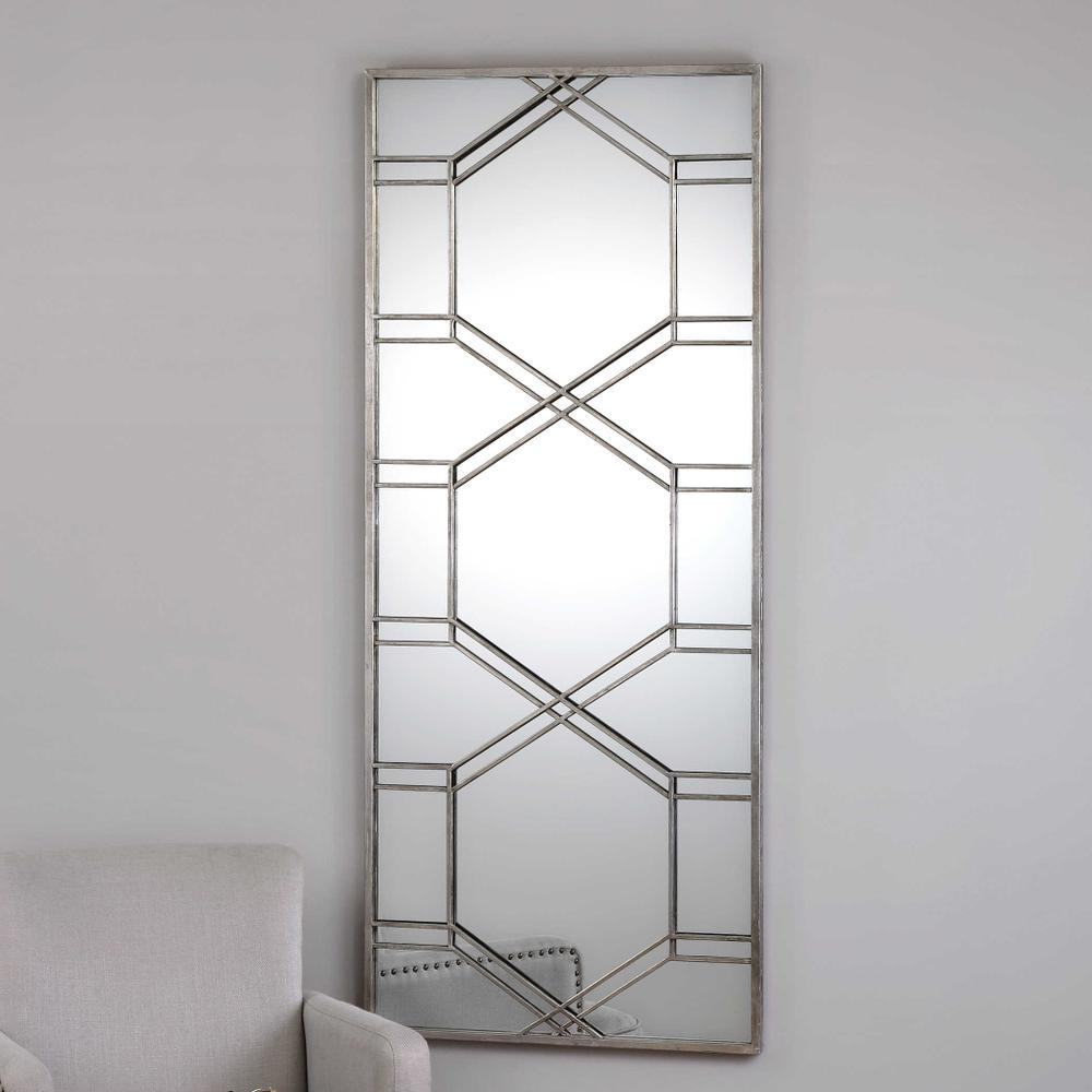 See Details - Kennis Silver Mirror