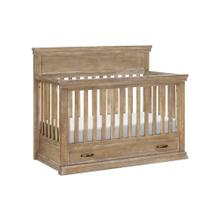 See Details - Langford 4-in-1 Convertible Crib in Driftwood