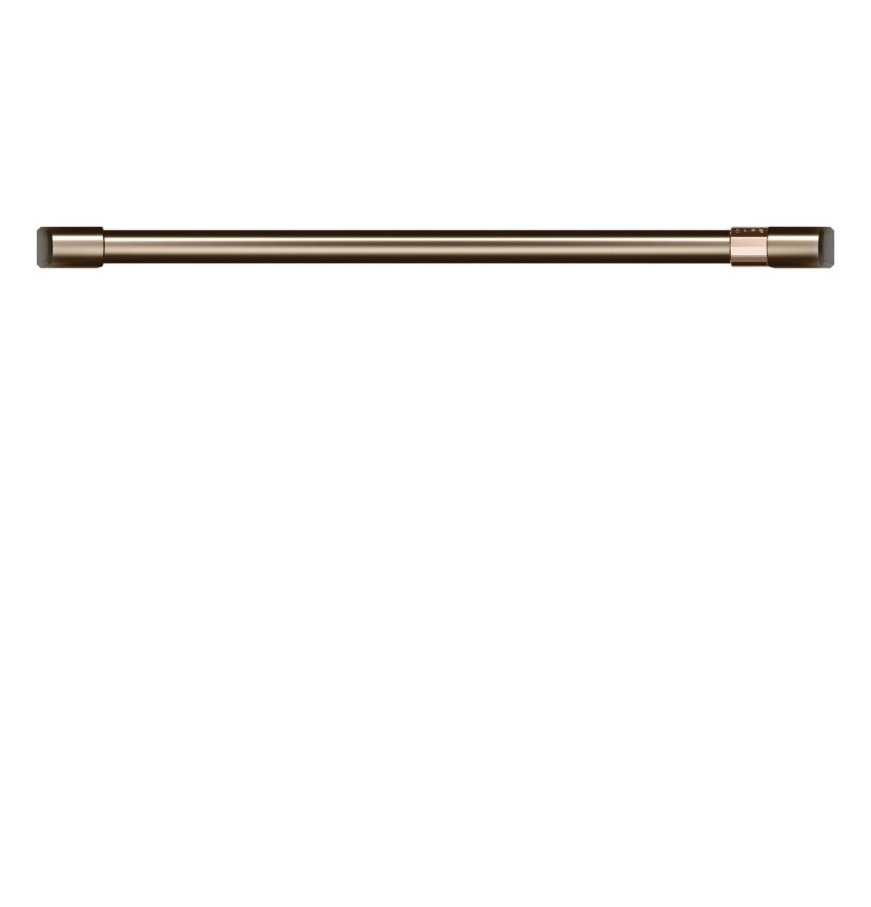 "30"" Single Wall Oven Handle - Brushed Bronze"