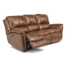 See Details - Dominique Power Reclining sofa