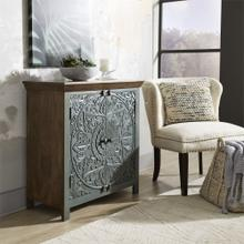2 Door Accent Cabinet