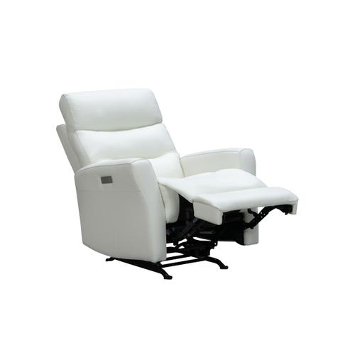 Donavan Power Recline Winter-White