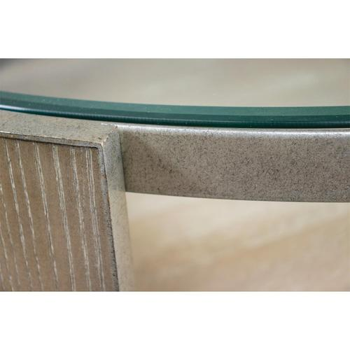 Sophie - Round Coffee Table - Natural Finish