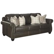 Lawthorn Leather Sofa