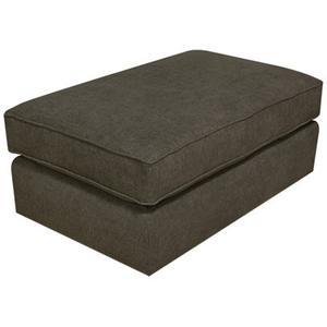 England Furniture4R07 Rouse Ottoman
