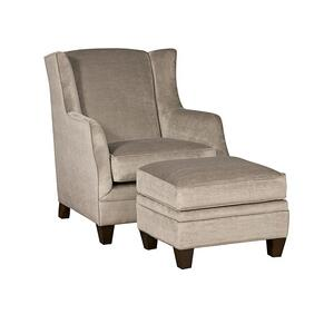 Gracie Chair, Gracie Ottoman