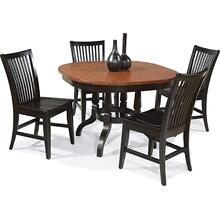 Pedestal Table (square/round)