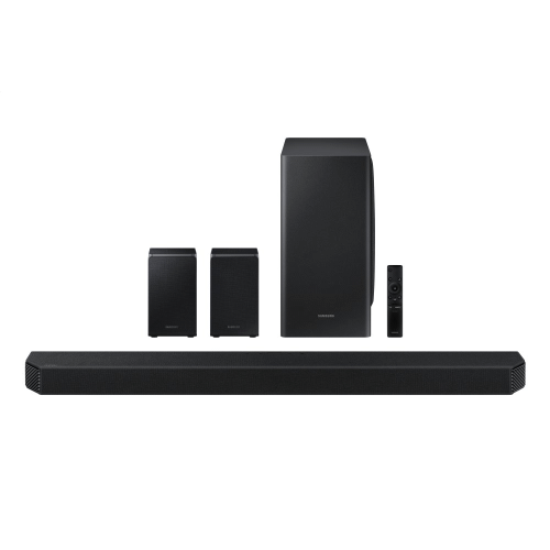 Samsung Canada - 9.1.4ch Soundbar HW-Q950T