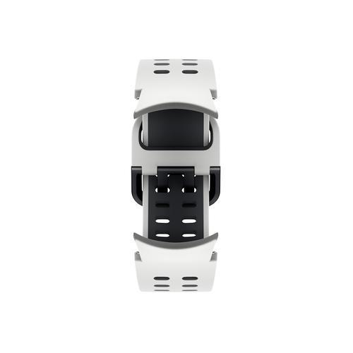 Samsung - Galaxy Watch4, Galaxy Watch4 Classic Extreme Sport Band, S/M, White/Black
