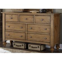 View Product - 7 Drawer Dresser