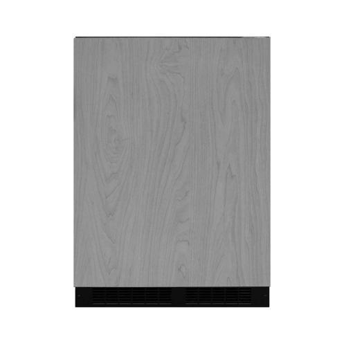 24-In Built-In Beverage Center With Split Convertible Shelves with Door Style - Panel Ready, Door Swing - Right