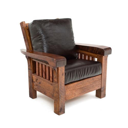 Stony Brooke Lounge Chair - (morris Style)