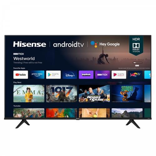 "Hisense - 43"" Class- A6G Series - 43"" 4K UHD Hisense Android Smart TV (2021)"