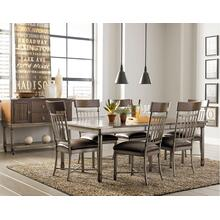 Standard Furniture 13220 Hudson Rectangular dining Table Aztec Houston Texas