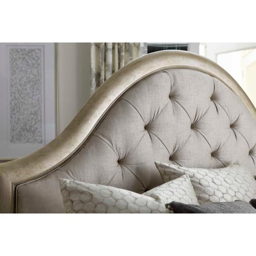 Starlite Upholstered Panel Queen Bed