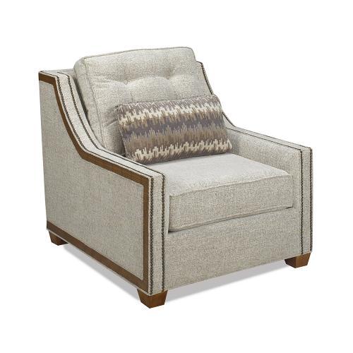 Green Gables Furniture - Cosmopolitan Chair - Pumice