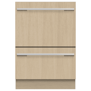Fisher & PaykelIntegrated Double DishDrawer™ Dishwasher, Tall, Sanitize