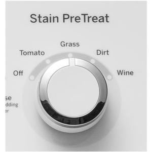 GE Appliances - GE® ENERGY STAR® 4.4 cu. ft. stainless steel capacity washer