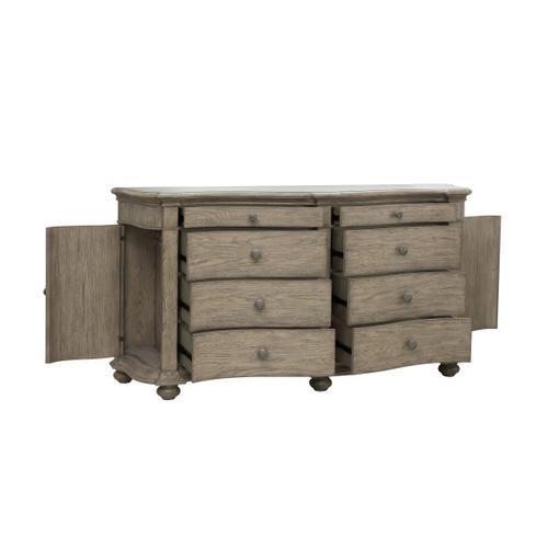 Ella Dresser in Gray