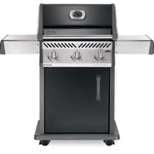 Floor Model - Napoleon Rogue 425 Gas Grill, Black, Propane