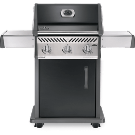 Rogue 425 Gas Grill , Black , Natural Gas