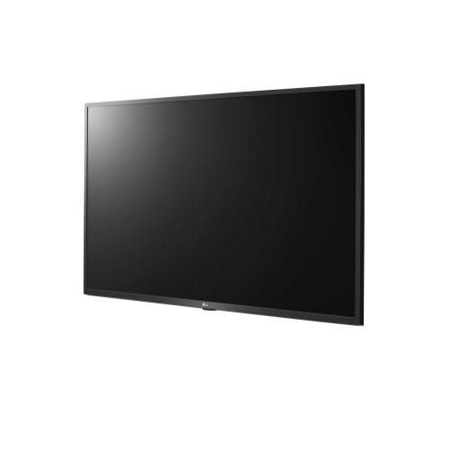 "43"" UL3G-B Series IPS UHD Commercial Display Monitor with Built-in Quad Core SoC, webOS 4.0 Smart Signage Platform, Crestron & Cisco compatible & built-in speaker"