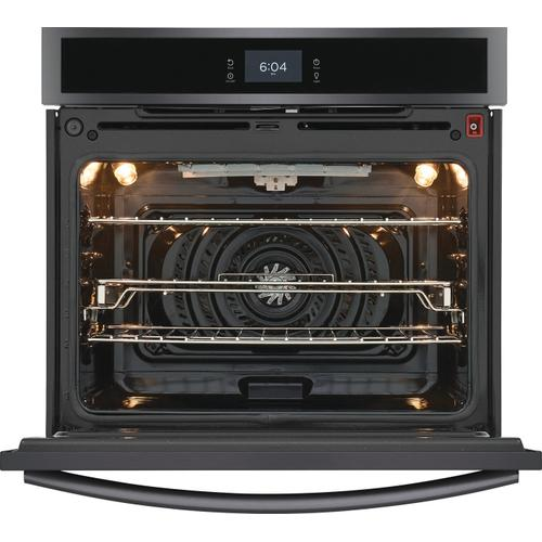 Frigidaire - Frigidaire Gallery 30'' Single Electric Wall Oven with Total Convection