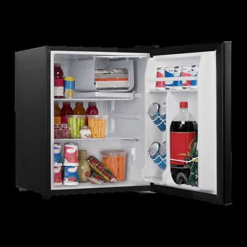 Galanz 2.7 Cu Ft Mini Refrigerator in Black