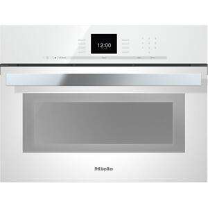 DGC 6600-1 Steam oven with full-fledged oven function and XL cavity combines two cooking techniques - steam and convection. Product Image