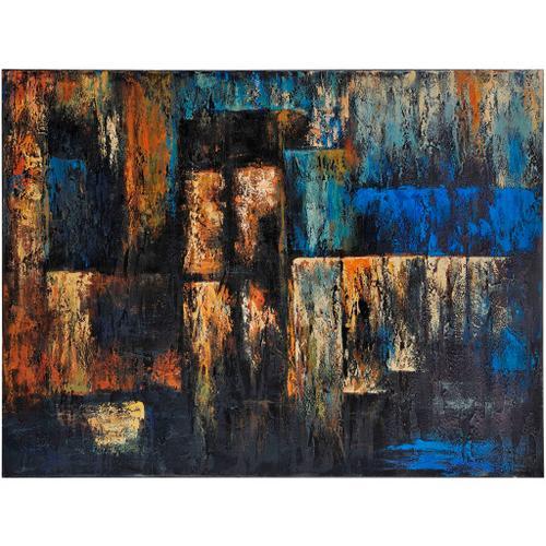 "Surya - Surya Wall Decor ART-1022 36""H x 48""W"