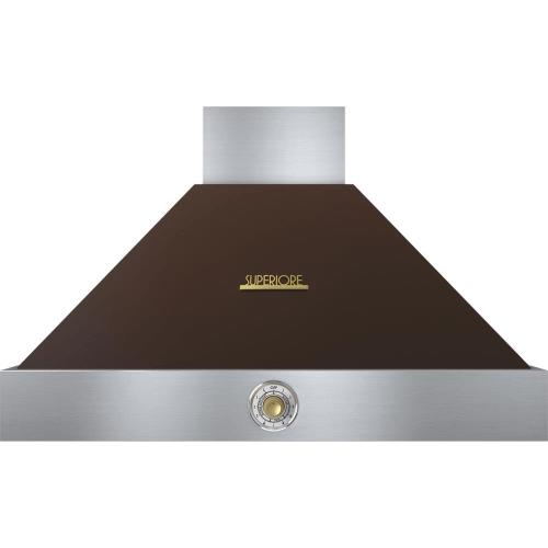 Superiore - Brown matte, Gold