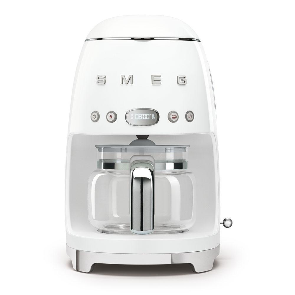 SmegDrip Coffee Machine, White