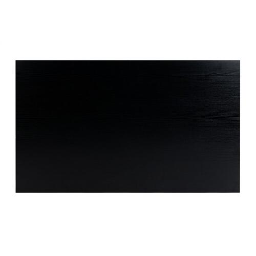 Safavieh - Pine Two Drawer Coffee Table - Black / Gold