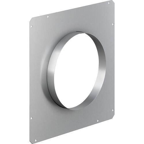 8-Inch Round Front Plate for Downdraft