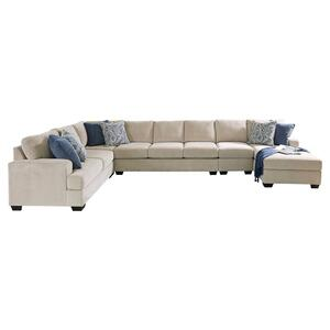 Enola 5-piece Sectional With Chaise