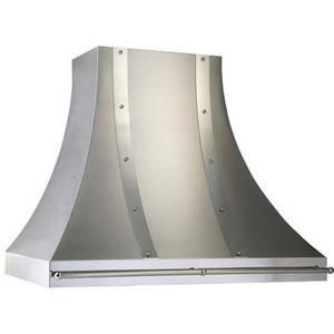 """Ventahood36"""" 600 CFM Designer Series Range Hood Stainless Steel"""