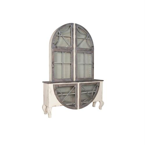 Furniture Wall Display and Sideboard