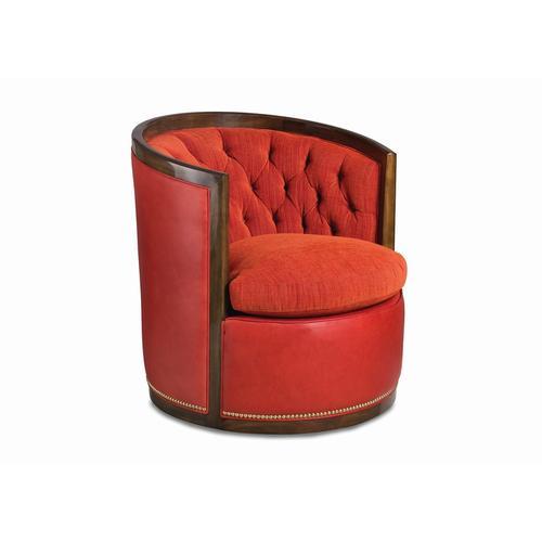 Swoon Memory Swivel Chair