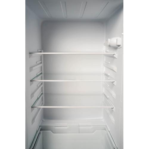 Danby - Danby 7.3 cu ft Partial Defrost Top Mount Refrigerator