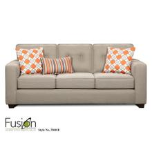 3560B-KP - Sofa - Dude Grey