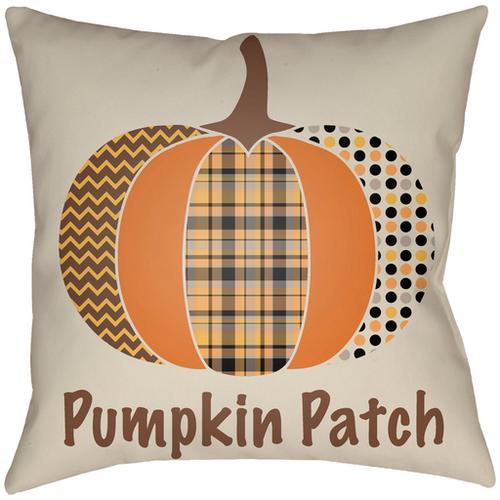 "Pumpkin Patch PKP-001 18"" x 18"""